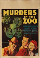 Murders in the Zoo - Movie Poster (xs thumbnail)