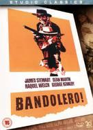 Bandolero! - British Movie Cover (xs thumbnail)