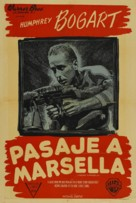 Passage to Marseille - Argentinian Movie Poster (xs thumbnail)