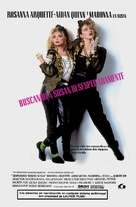 Desperately Seeking Susan - Spanish Movie Poster (xs thumbnail)