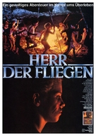 Lord of the Flies - German Movie Poster (xs thumbnail)