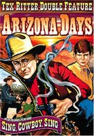 Arizona Days - DVD cover (xs thumbnail)