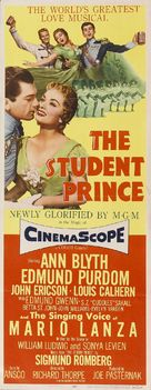 The Student Prince - Movie Poster (xs thumbnail)
