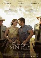 Ain't Them Bodies Saints - Spanish Movie Poster (xs thumbnail)