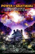 Power of Grayskull: The Definitive History of He-Man and the Masters of the Universe - British Movie Poster (xs thumbnail)