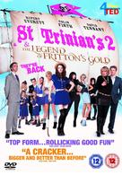 St Trinian's 2: The Legend of Fritton's Gold - British DVD cover (xs thumbnail)