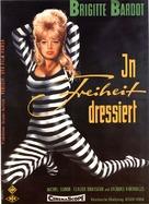 La bride sur le cou - German Movie Poster (xs thumbnail)