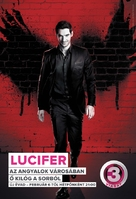 """""""Lucifer"""" - Hungarian Movie Poster (xs thumbnail)"""