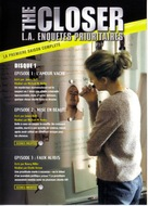 """""""The Closer"""" - French DVD cover (xs thumbnail)"""