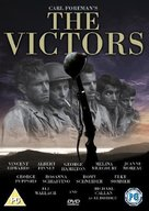 The Victors - British Movie Cover (xs thumbnail)