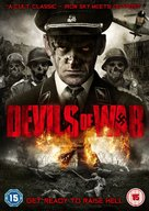 Devils of War - British DVD cover (xs thumbnail)