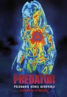 The Predator - Polish Movie Poster (xs thumbnail)