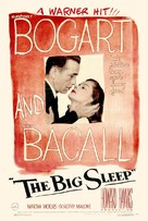 The Big Sleep - Movie Poster (xs thumbnail)