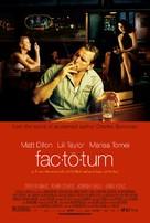Factotum - Movie Poster (xs thumbnail)