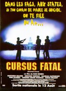 Dead Man's Curve - French Movie Poster (xs thumbnail)