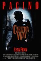 Carlito's Way - Movie Poster (xs thumbnail)