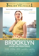 Brooklyn - Colombian Movie Poster (xs thumbnail)