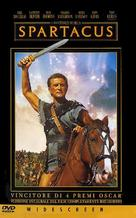 Spartacus - Italian Movie Cover (xs thumbnail)