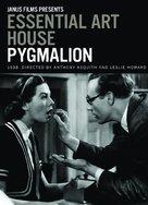 Pygmalion - DVD cover (xs thumbnail)