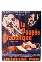 Devil Doll - Belgian Movie Poster (xs thumbnail)