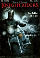 Knightriders - DVD cover (xs thumbnail)