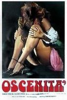 Quando l'amore è oscenità - Italian Movie Poster (xs thumbnail)