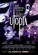 Utopía - Italian Movie Poster (xs thumbnail)