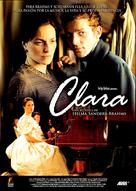 Geliebte Clara - Spanish Movie Poster (xs thumbnail)
