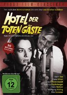Hotel der toten Gäste - German DVD movie cover (xs thumbnail)
