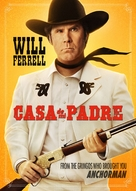 Casa de mi Padre - DVD cover (xs thumbnail)