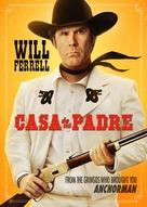 Casa de mi Padre - DVD movie cover (xs thumbnail)