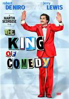 The King of Comedy - DVD cover (xs thumbnail)