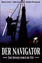 The Navigator: A Mediaeval Odyssey - German DVD cover (xs thumbnail)