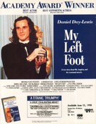 My Left Foot - Movie Poster (xs thumbnail)