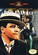 Irma la Douce - German DVD movie cover (xs thumbnail)
