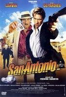 San-Antonio - French Movie Cover (xs thumbnail)