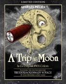 Le voyage dans la lune - Blu-Ray movie cover (xs thumbnail)