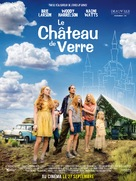 The Glass Castle - French Movie Poster (xs thumbnail)