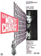 Le monte-Charge - French Movie Poster (xs thumbnail)