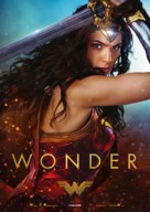 Wonder Woman - German Movie Poster (xs thumbnail)
