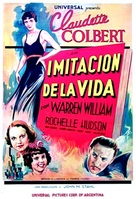 Imitation of Life - Argentinian Movie Poster (xs thumbnail)