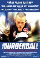 Murderball - Swedish poster (xs thumbnail)