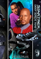 """Star Trek: Deep Space Nine"" - DVD movie cover (xs thumbnail)"