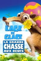 Ice Age: The Great Egg-Scapade - French Movie Cover (xs thumbnail)