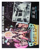 Saturn 3 - Mexican Movie Poster (xs thumbnail)