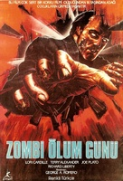 Day of the Dead - Turkish Movie Poster (xs thumbnail)