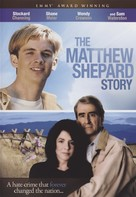 The Matthew Shepard Story - DVD cover (xs thumbnail)