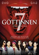 Angry Indian Goddesses - German Movie Poster (xs thumbnail)