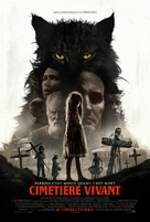 Pet Sematary - Canadian Movie Poster (xs thumbnail)