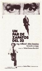 Par de zapatos del '32, Un - Spanish Movie Poster (xs thumbnail)